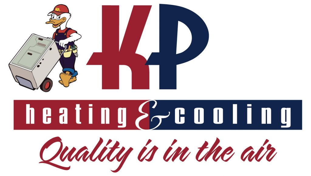 KP Heating and Cooling Logo